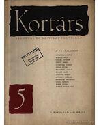 Kortárs irodalmi és kritikai folyóirat 1961 V. évf. 5. szám - Tolnai Gábor
