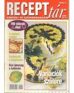 Recepttár 2000/9 - Wanatka Gabriella