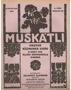 Muskátli 1933. március 6. szám - Zulawsky Elemérné
