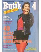Butik 1993. április - Moldován Katalin