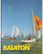 Il lago Balaton - Galsai Pongrác