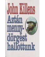 Aztán mennydörgést hallottunk - Killens, John