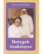Betegek imakönyve - Kindelmann Győző