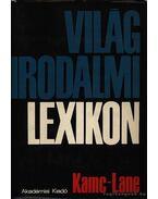 Világirodalmi lexikon 6. kötet (Kamc-Lane) - Király István