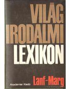 Világirodalmi lexikon 7. kötet (Lanf-Marg) - Király István