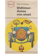 Oldtimer - Autos von einst - Kirchberg, Peter