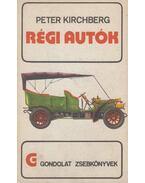 Régi autók - Kirchberg, Peter