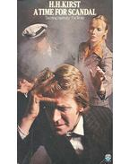 A Time for Scandal - Kirst, Hans Hellmut