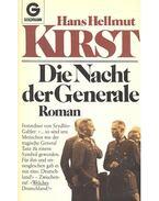 Die Nacht der Generale - Kirst, Hans Hellmut