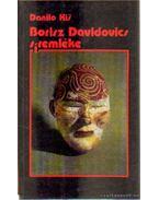 Borisz Davidovics síremléke - Kis, Danilo