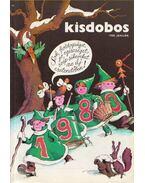 Kisdobos 1980. teljes évfolyam - Kelemen Sándor