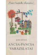 Ancsa-Pancsa varázslatai - Kiss Dénes