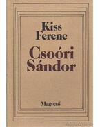 Csoóri Sándor - Kiss Ferenc