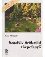 Százféle örökzöld törpefenyő - Kiss Marcell