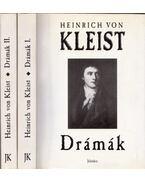 Drámák I-II. - Kleist, Heinrich von
