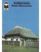 Nyíregyháza - Sóstói Múzeumfalu - Köböl Vera