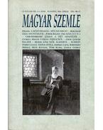 Magyar Szemle 2004. április - Kodolányi Gyula