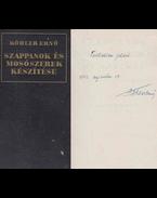 Szappanok és mosószerek készítése (dedikált) - Köhler Ernő