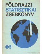 Földrajzi statisztikai zsebkönyv - Komlós Pálné