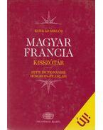 Magyar-francia kisszótár - Konrád Miklós