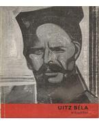 Uitz Béla kiállítása (aláírt) - Kontha Sándor