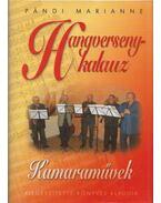 Hangversenykalauz - Kamaraművek - Könyves Klaudia, Pándi Marianne