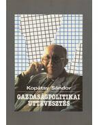 Gazdaságpolitikai úttévesztés - Kopátsy Sándor