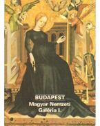 Budapest - Magyar Nemzeti Galéria I. - Körber Ágnes