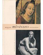 Magyar művészeti kislexikon - Körber Ágnes