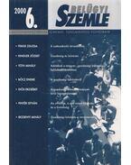 Belügyi Szemle 2000/6. - Korinek László