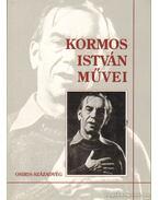 Kormos István művei - Kormos István