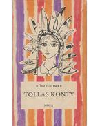 Tollas konty - Kőszegi Imre