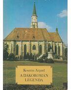 A dákoromán legenda - Kosztin Árpád