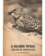 A hullámos papagáj tartása és tenyésztése - Kovács Antal