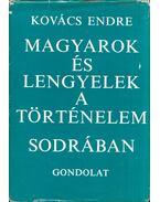 Magyarok és lengyelek a történelem sodrában (dedikált) - Kovács Endre