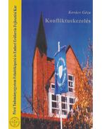 Konfliktuskezelés - Kovács Géza