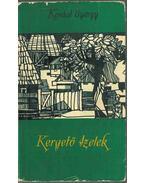 Kergető szelek (dedikált) - Kovács György