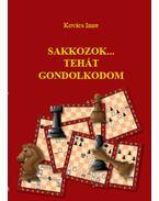 Sakkozok...Tehát gondolkodom - Kovács Imre