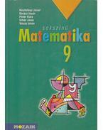 Sokszínű matematika 9. - Kovács István, Urbán János, Vincze István, Kosztolányi József, Pintér Klára