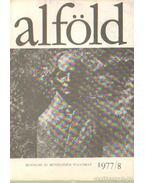 Alföld 1977/8. - Kovács Kálmán