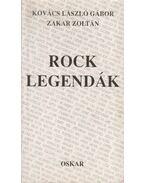 Rocklegendák - Kovács László Gábor, Zakar Zoltán