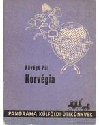 Norvégia - Kővágó Pál