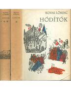 Hódítók I-II. (dedikált) - Kovai Lőrinc