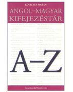 Angol-magyar kifejezéstár - Kövecses Zoltán