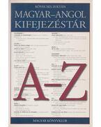 Magyar-angol kifejezéstár - Kövecses Zoltán
