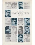 Losonczy Géza - Kövér György