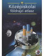 Középiskolai földrajzi atlasz - Papp-Váry Árpád