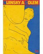 Nijinsky, a gólem (dedikált) - Kozma György
