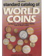 1987 Edition Standard Catalog of World Coins - Krause, Chester L., Mishler, Clifford