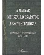 A magyar megszálló csapatok a Szovjetunióban - Krausz Tamás